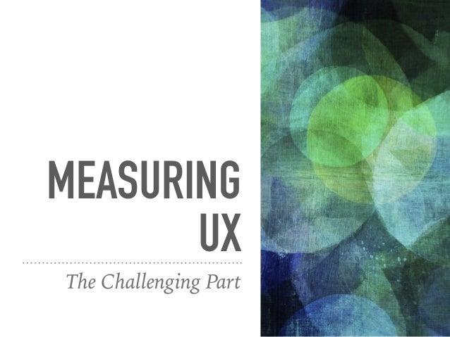 UX Fundamentals for Startups