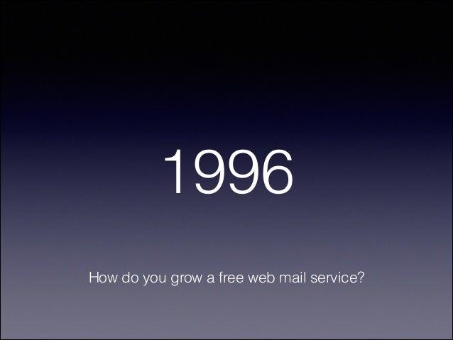 iPhone Blackberry Mailbox Sparrow Evernote Facebook