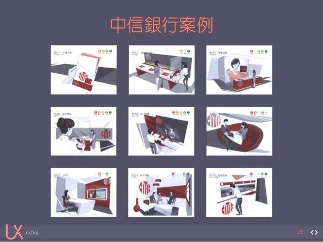 in China  中信銀行案例  25
