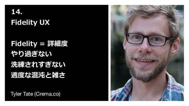 Thank you. @yukio_andoh