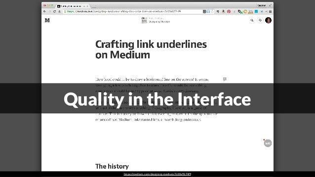 https://medium.com/designing-medium/crafting-link-underlines-on-medium-7c03a9274f9 The Problem: