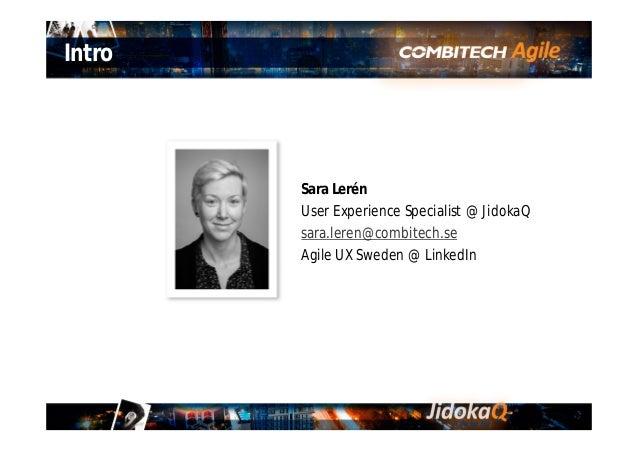 3 UX London 2013