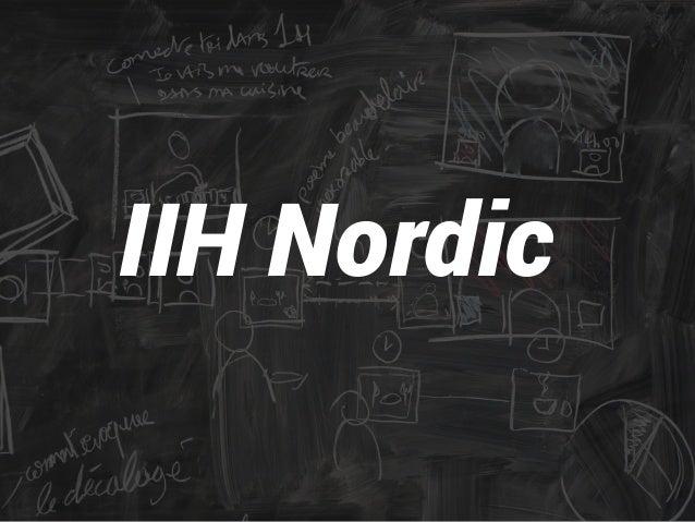 !  IIH Nordic