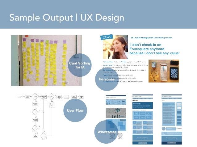 Ux Design Example