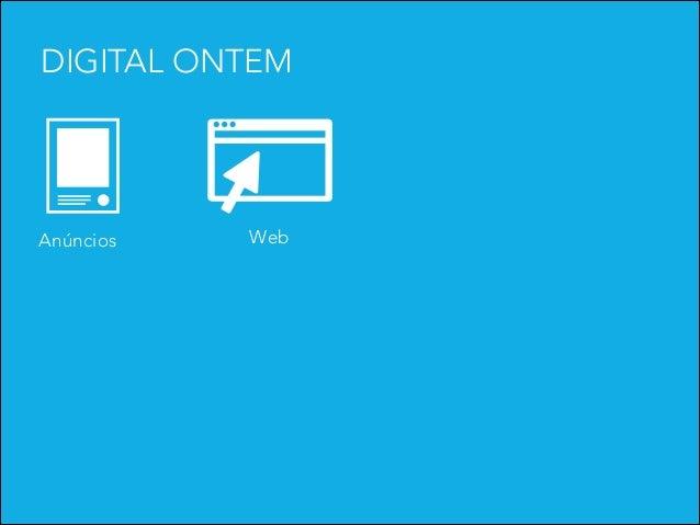 DIGITAL ONTEM  Anúncios  Web