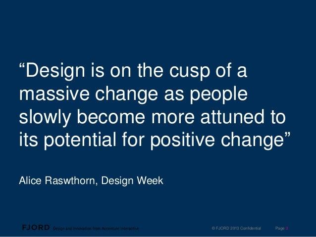 What is Service Design? Slide 3