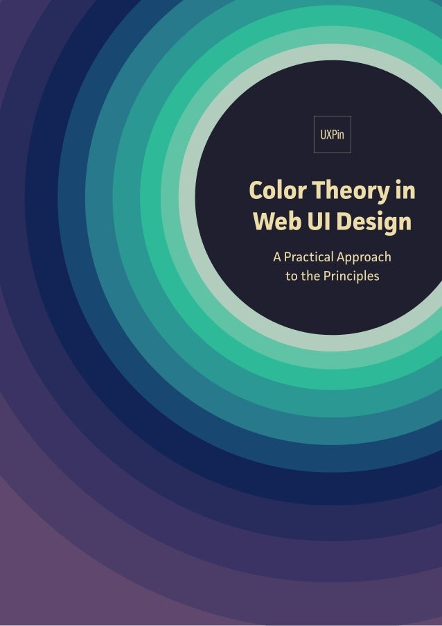Color Theory in Web UI Design: A Practical Approach to the Principles