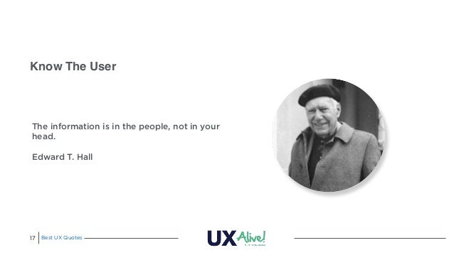 Edward T Hall Quotes: Best UX Quotes