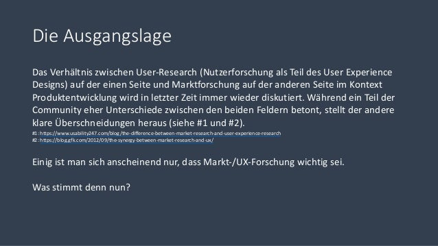 FIGHTCLUB - Marktforschung vs. UX-Forschung Slide 3