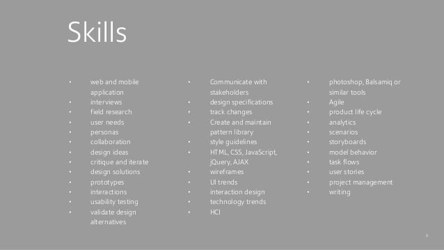 UX Roles and Job Titles