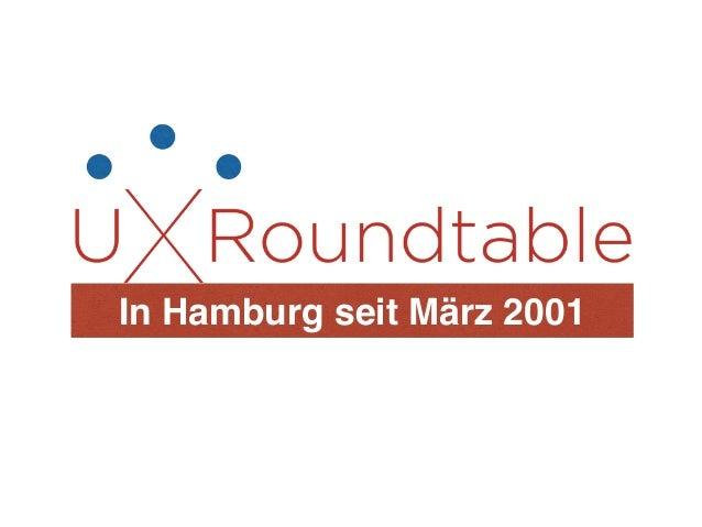 In Hamburg seit März 2001