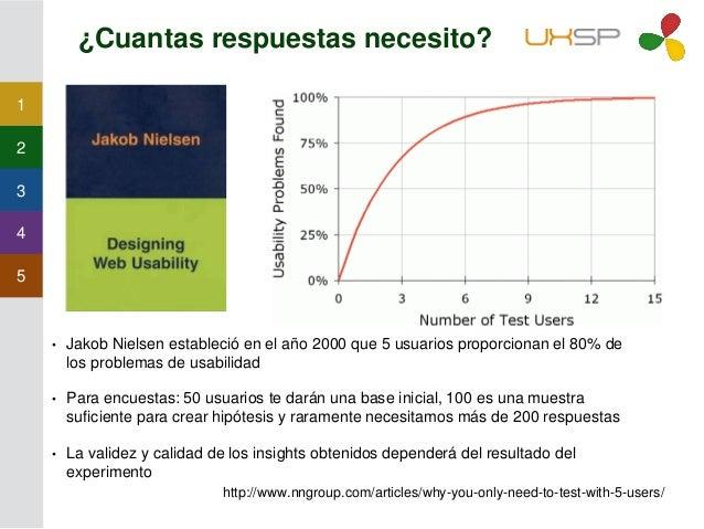 1 2 3 4 5 https://www.checkmarket.com/2013/02/how-to-estimate-your-population-and-survey-sample-size/ Caso practico: Encue...