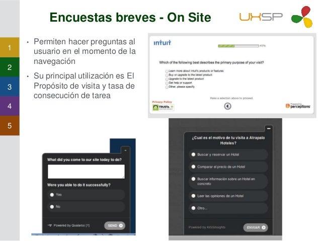 1 2 3 4 5 Encuestas breves - On Site Caso practico: The Little Saint Store http://www.thelittlesaintstore.com/