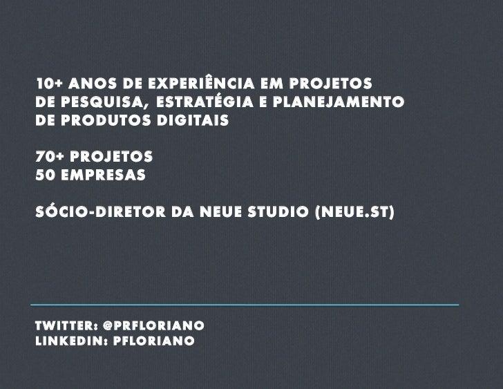 Startups + UX = ♥ Slide 2