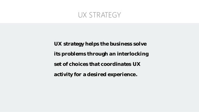 Ux strategy blueprint 12 malvernweather Image collections