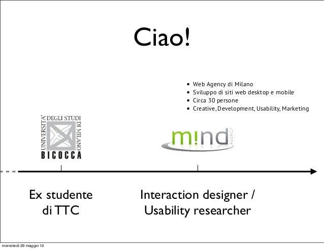 UX TTC Slide 2
