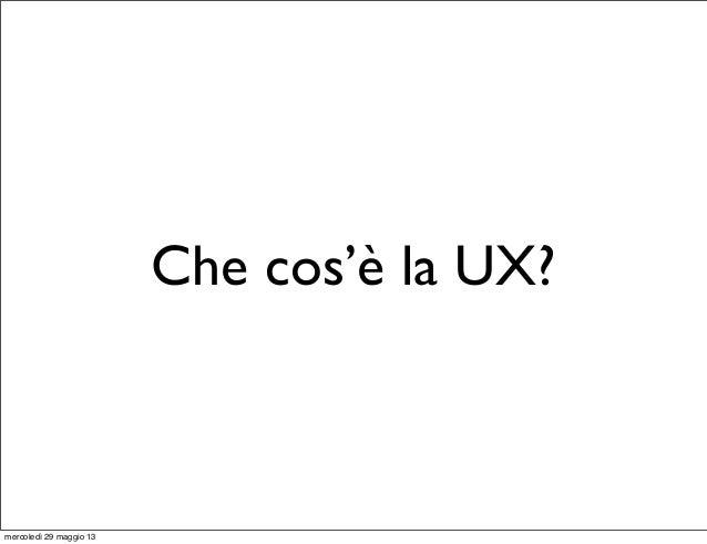UX TTC Slide 3
