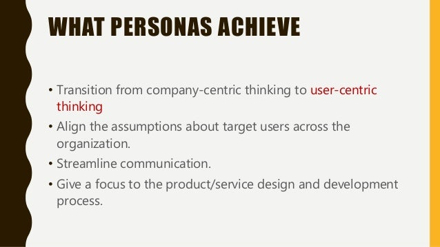 PREP WORK FOR PERSONA CREATION 1. Business, brand, and UX goals for your product or service 2. Identify current language u...