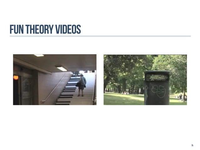 Fun THeory VIdeos                    75