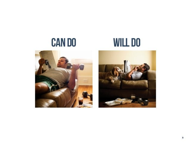 CAN DO WILL DO                              78