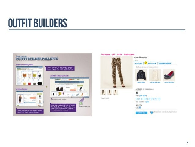 Outfit Builders                  93
