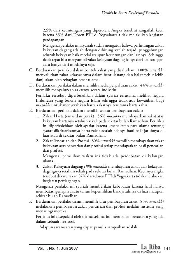 Jurnal Internasional Sciencedirect Ekonomi Syariah Jurnal Indonesia