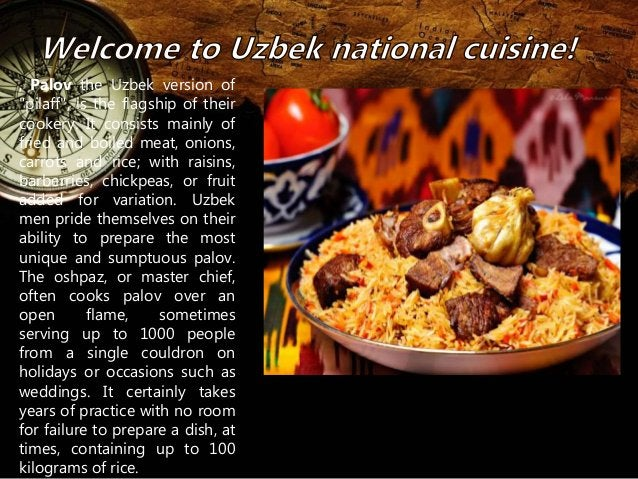 • Ask any Uzbek people, whether old or  young, about the dearest and most  favorite holiday. And as often as not  you will...