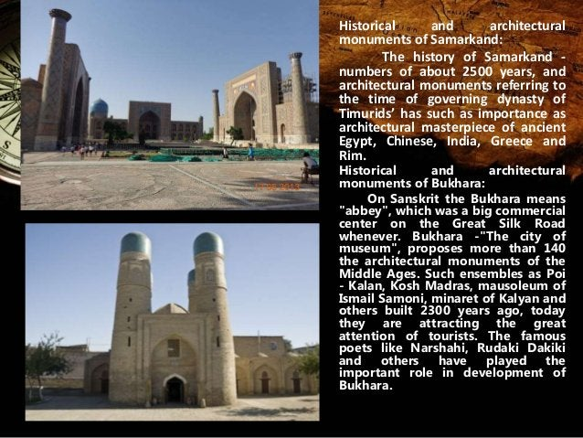 Historical and architectural  monuments of Khiva:  Mystical city Hiva  succeeded to keeping its  exotically shape of easte...