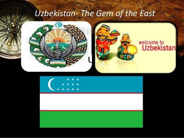 Uzbekistan- The Gem of the East