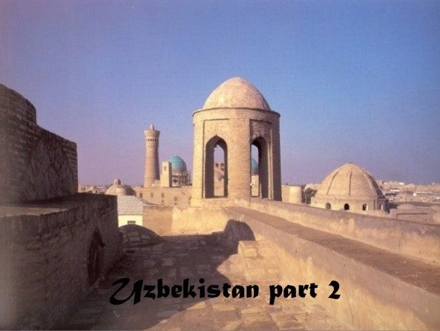Uzbekistan part 2