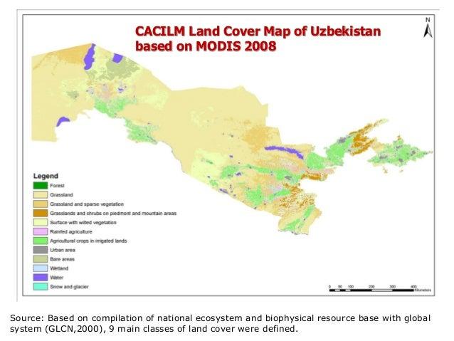 Soil Research In Uzbekistan Gulchekhra Khasankhanova - Uzbekistan interactive map