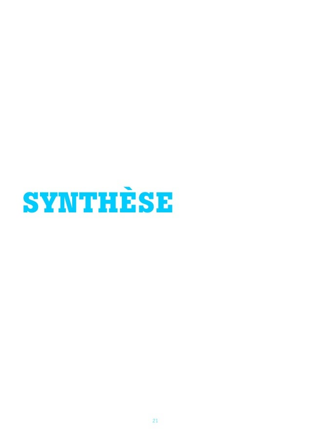 SYNTHESE  21