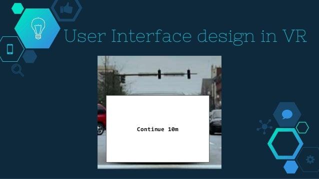 3 User Interface Design Techniques: User Interfaces and User Centered Design Techniques for Augmented Reau2026rh:slideshare.net,Design