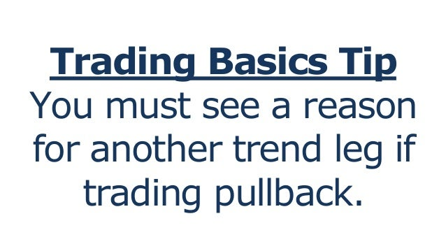 Why You Should Learn Trading Concepts