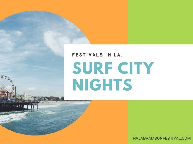 Suf City Nights