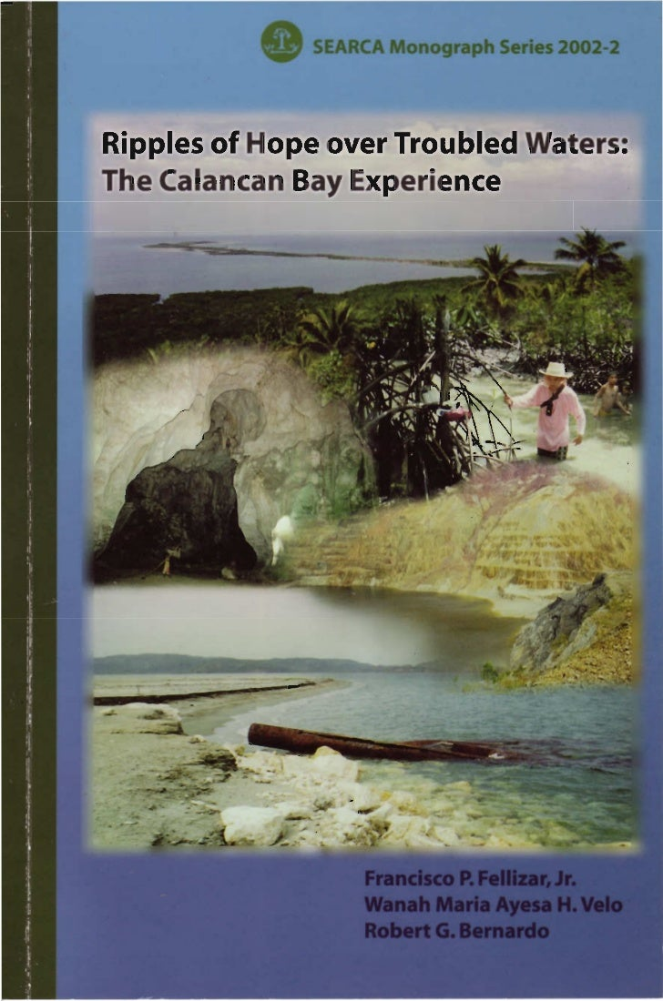 Ripples of Hope over Troubled Waters:The Calancan Bay Experience