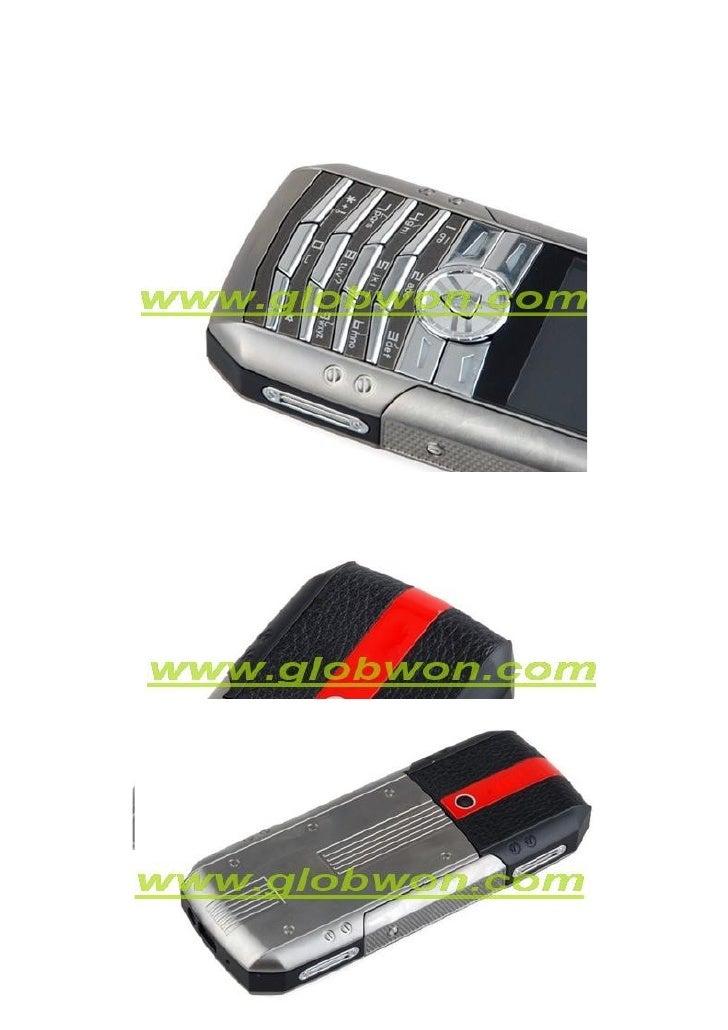 soutenir l'appel de groupe, des sonneries  des appels avec photo  SMS / MMS: 50 SMS, MMS soutien  Eteindre la machine: sou...