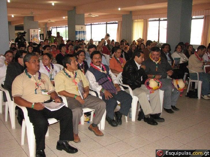 V Congreso Turismo Esquipulas