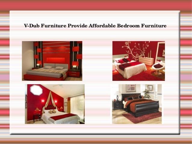 VDub Furniture Provide Affordable Bedroom Furniture ...