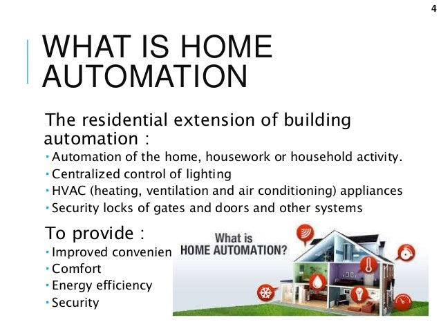 home automation business plan
