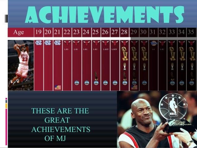 michael jordan accomplishments
