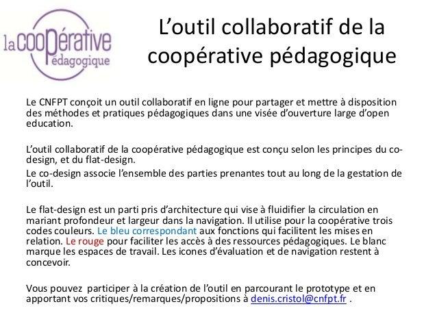 Le CNFPT conçoit un outil collaboratif en ligne pour partager et mettre à disposition des méthodes et pratiques pédagogiqu...