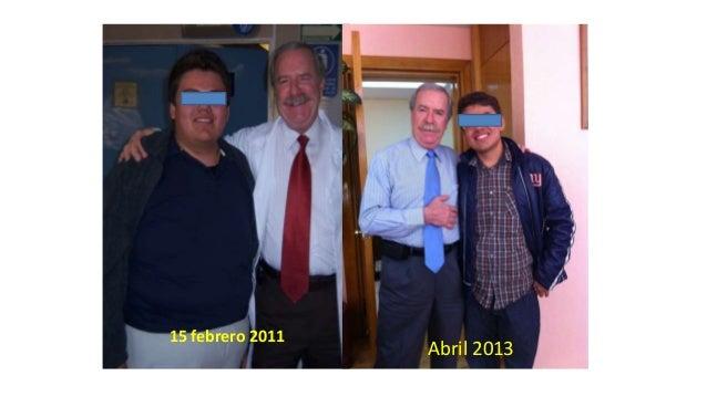 Evolución nutricional de los adolescentes posterior a cirugía bariátrica