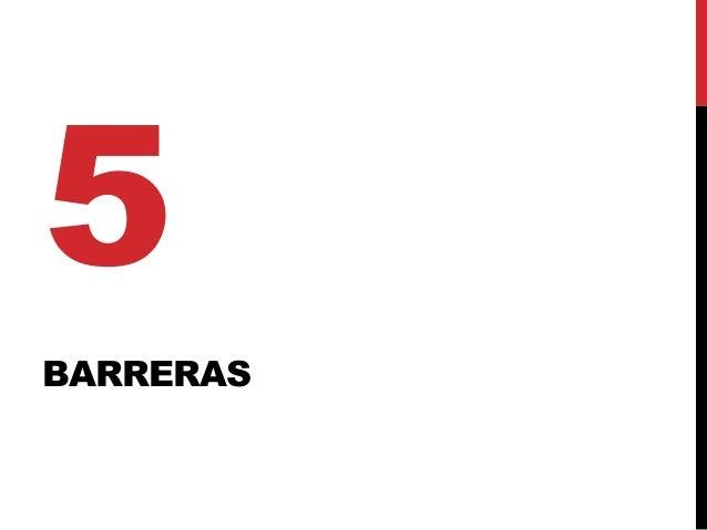 BARRERAS 5