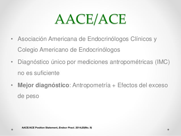 Paso 1: Tamizaje y componente antropométrico • Tamizaje con IMC o Sobrepeso 25-29.9 kg/m2 o Obesidad > 30 kg/m2 • Si un in...