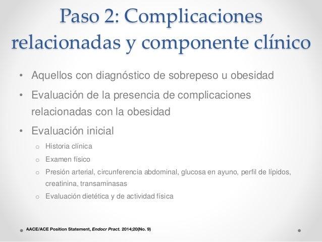 Enfermedad crónica basada en adiposidad • Adiposity-Based Chronic Disease (ABCD) es un nuevo término para el diagnóstico d...