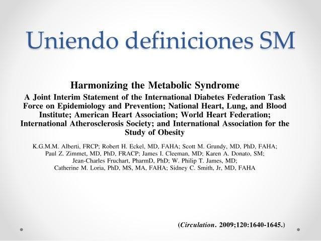 Guías, consejos, normas nacionales e internacionales para el diagnóstico de la obesidad y sus comorbilidades