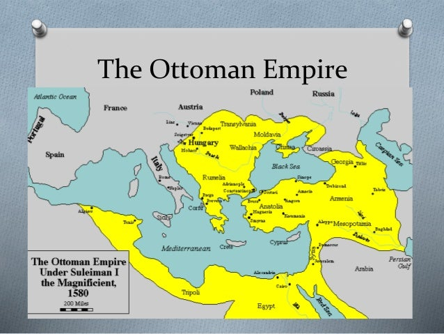 11 ottoman empire notes - What is an ottoman ...