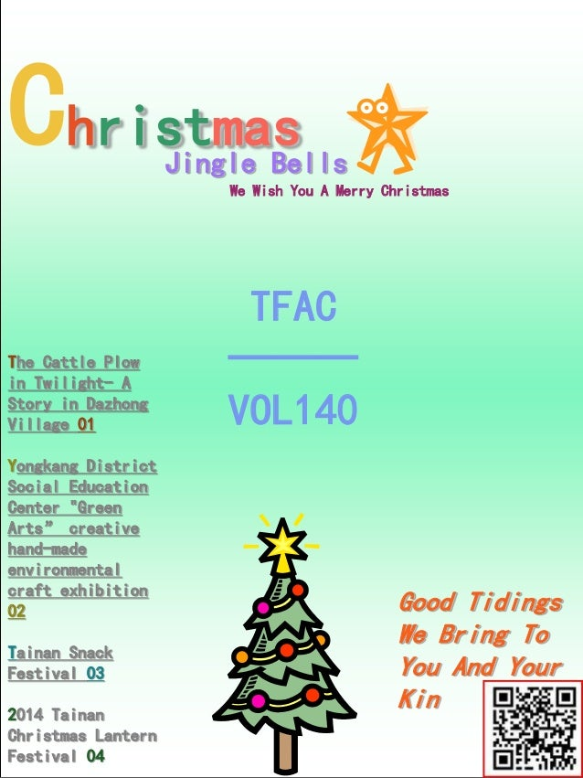 TFAC ─── VOL140 Christmas We Wish You A Merry Christmas Jingle Bells The Cattle Plow in Twilight- A Story in Dazhong Villa...