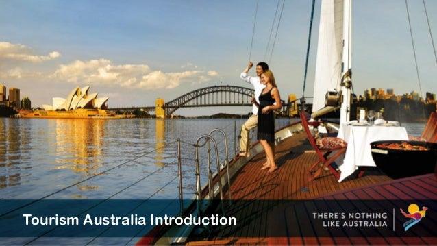 Tourism Australia Introduction